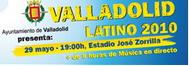 Cartel Vallladolid Latino